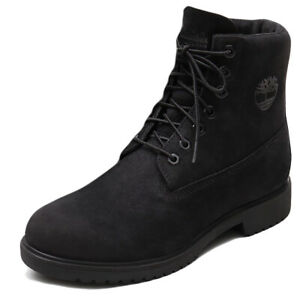 Scarpe-Timberland-TBL-1973-Newman6-034-Boot-WP-A28SG-Nero