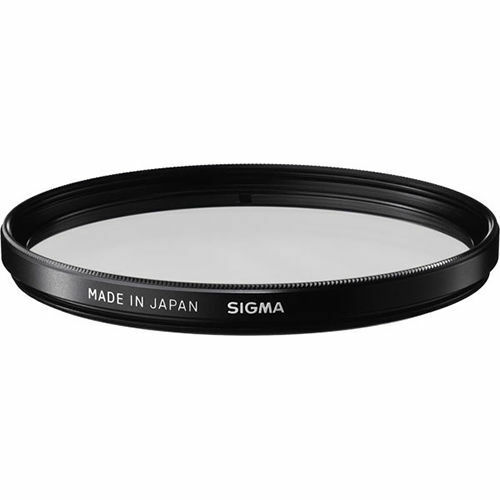 Sigma 105 Mm Wr Protector clear-glass repelente al agua recubiertos lente de cámara Filtro
