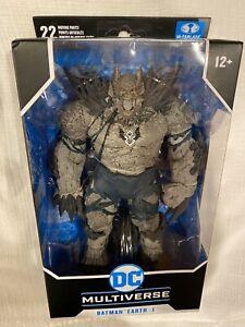 Devastator Batman Earth-1 DC McFarlane Toys Action Figure