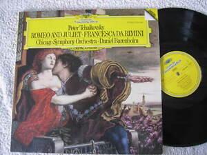 PETER-TCHAIKOVSKY-ROMEO-amp-JULIET-FRANCESCA-DA-RIMINI-VINYL-LP-12-034-RECORD