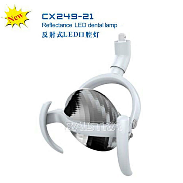 for LED Chair Light Unit Dental Lighting Equipment AZDENT Lamp 32000lux 18w Oral b6gY7yvf