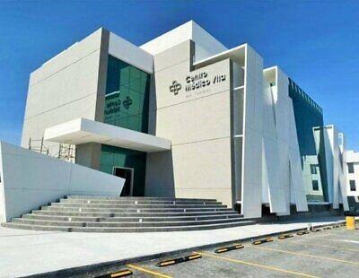 Consultorio en el Centro Medico Vita Ubicado frente a Urgencias del Hospital Christus Muguerza