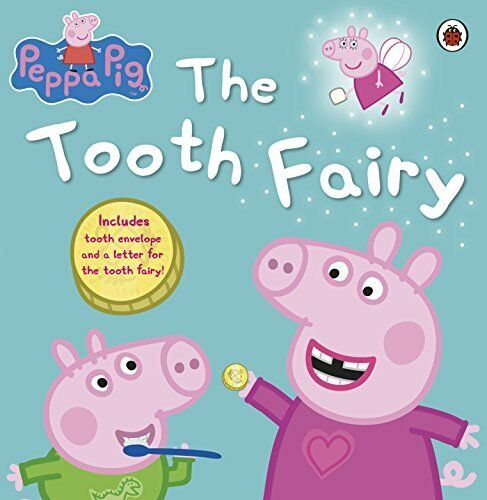 1 of 1 - Peppa Pig: Peppa and the Tooth Fairy by Collectif 1409309282 The Cheap Fast Free