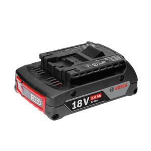 Bosch Akkupack Einschubakku Ersatzakku 18 Volt 2,0 Ah Cool Pack GBA