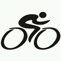 Pegatina Adhesivo Bicicleta Bike MTB ciclismo 10 cms Sticker Aufkleber Autocolla