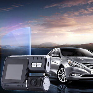 1080P-HD-Dual-Lens-Car-Vehicle-DVR-Camera-Dashboard-Video-Record-G-Sensor-Cam
