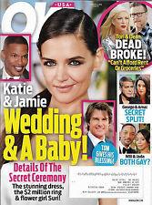 Katie Holmes, Brie Larson, Marc Jacobs, Dakota Johnson  Feb. 8, 2016 OK Magazine