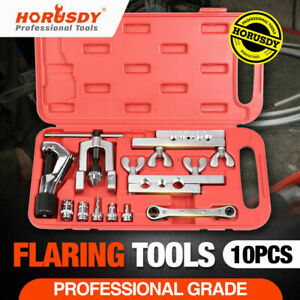 Double-Flaring-Tube-Bender-Flare-Tool-Kit-Brake-Fuel-Lines-Air-Conditioning