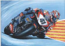 Noriyuki Haga 2002 art print
