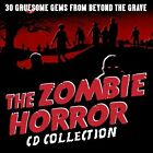 The Zombie Horror CD Collection by Various Artists (CD, Oct-2010, Chrome Dreams (USA))