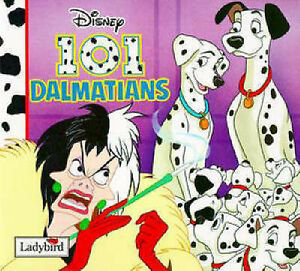 Good-The-Hundred-and-One-Dalmatians-Disney-Landscape-Picture-Books-Paperbac