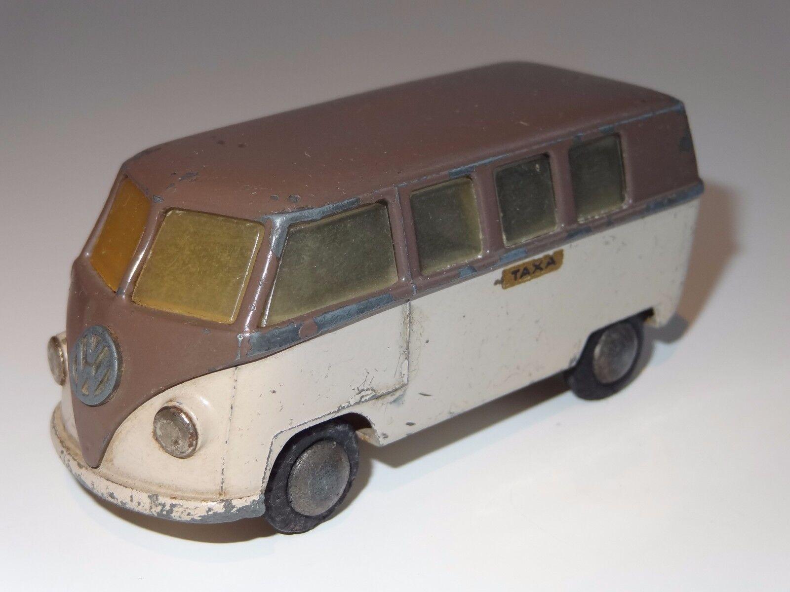 (a) Tekno Vw Volkswagen en panDimensione dividida Combi Tipo 1 taxa taxi 410