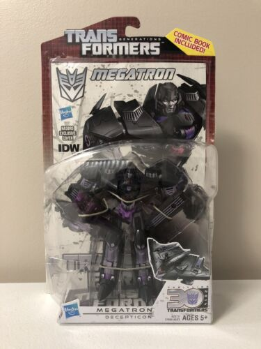 Transformers Generations Thrilling 30 Deluxe Class Megatron