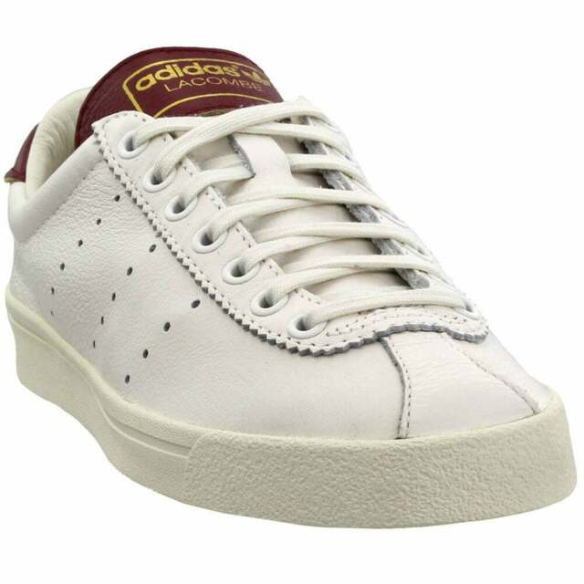 adidas Lacombe Sneakers Casual    - White - Mens