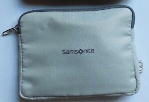 Details about New Latest Lufthansa Samsonite Business Class Inflight Amenity Bags ELEGANT!
