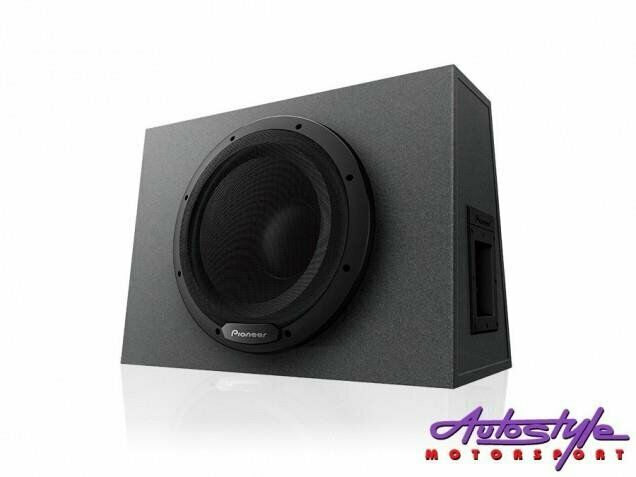 Pioneer 12 inch TS-WX1210A 1300w Subwoofer and Box Combo  1,300 Watts Max Power. 350 Watts Nom. Buil