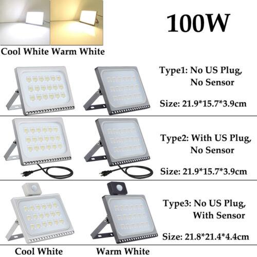 LED Flood Light 500Watt 300W 200W 150W 100W 50W 30W Outdoor Flood Light Fixtures
