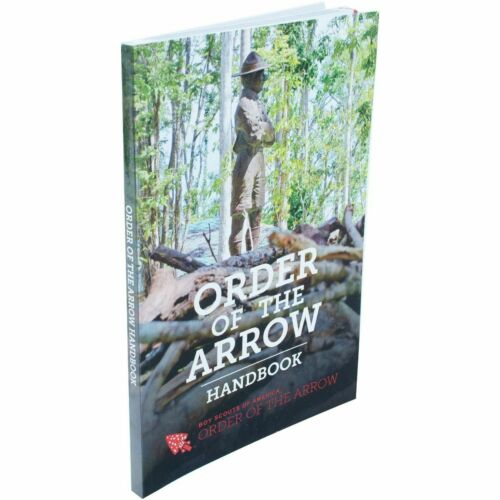 Boy Scout OA New 2019 Order of the Arrow Handbook Book National Honor Society