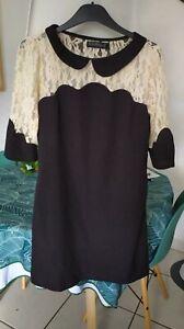 Robe Sugarhill 40 Noire Femme