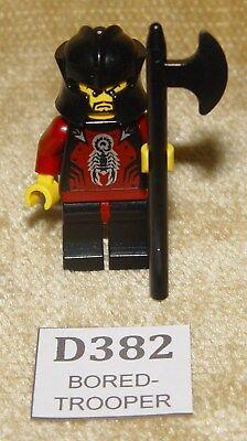 LEGO ® vintage chevalier Minifiguren Knights Minifigures