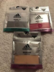 Ladies Adidas Lote Xl 3 Tallas Bragas De RqqaS