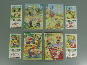 PUZZLE-Bill-Body-1993-Superpuzzle-alle-4-BPZ