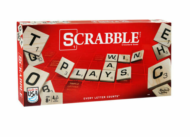 NEW Scrabble Game