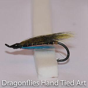 Monroe-Killer-Salmon-Fly-Fishing-Flies-single-hook-by-Dragonflies