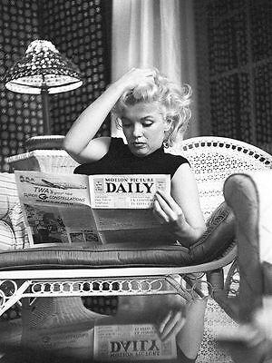 "13 x 19/"" Photo Print Marilyn Monroe"