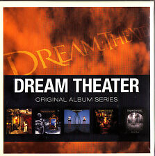DREAM THEATER 5-CD ALBUM Set NEW Images & Words/Awake/Falling/Metropolis 2/Train