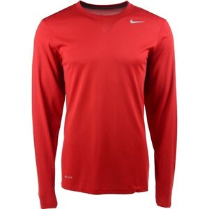 07b3bacd NEW! NIKE Legend Long Sleeve Dri-Fit Shirt Mens Big 4X 4XL (Choose ...
