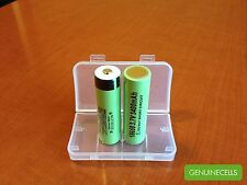 3x AUTHENTIC PANASONIC NCR18650B 3400mAh Rechargeable Battery JAPAN -BUTTON TOP