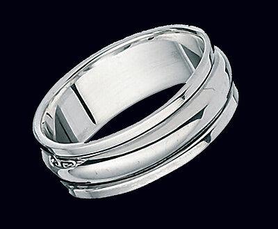 Fine Rings Precious Metal Without Stones Rapture Bague Mariage Argent Sterling Hurluberlu Anneau Mariage Rotatif Bague Mariage Crazy Price