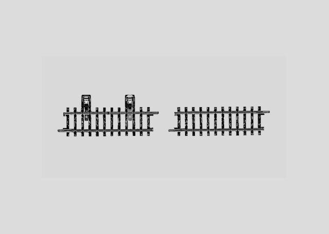 Märklin 2295 K Track Contact Track Set 180 MM # New #1 Pieces #