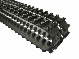 Rubber Tracks for Personal Tracked Vehicle or Tracked Chair or Tracked Segway