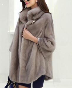 Coat calda Mink Celebrity Parka Fashion Fur Jacket Winter Vendita Chic Ladies Warm Izdwqfyq