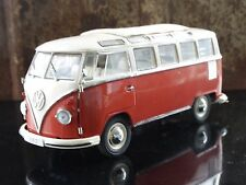 Franklin Mint 1962 Volkswagen Microbus VW 1:24 Scale Diecast Model Van Camper