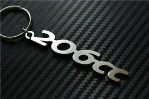 206cc keyring keychain schl sselanh nger porte cl s hdi gti rc sport se allure ebay. Black Bedroom Furniture Sets. Home Design Ideas