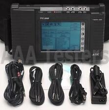 TTC JDSU Acterna 2000 TestPad T-BERD 2209 Fractional T1 TBERD T BERD