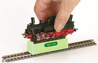 Trix Ho Locomotive Wheel Cleaning Brush