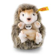 Steiff Joggi Baby Hedgehog - mottled brown with gift box EAN 070587