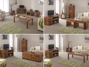 Awesome Image Is Loading Jakarta Mango Living Room Furniture Range TV Units