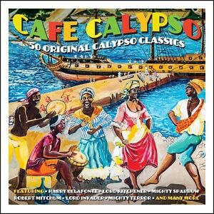 Cafe-Calypso-2-DISC-SET-Cafe-Calypso-2015-CD-NEUF