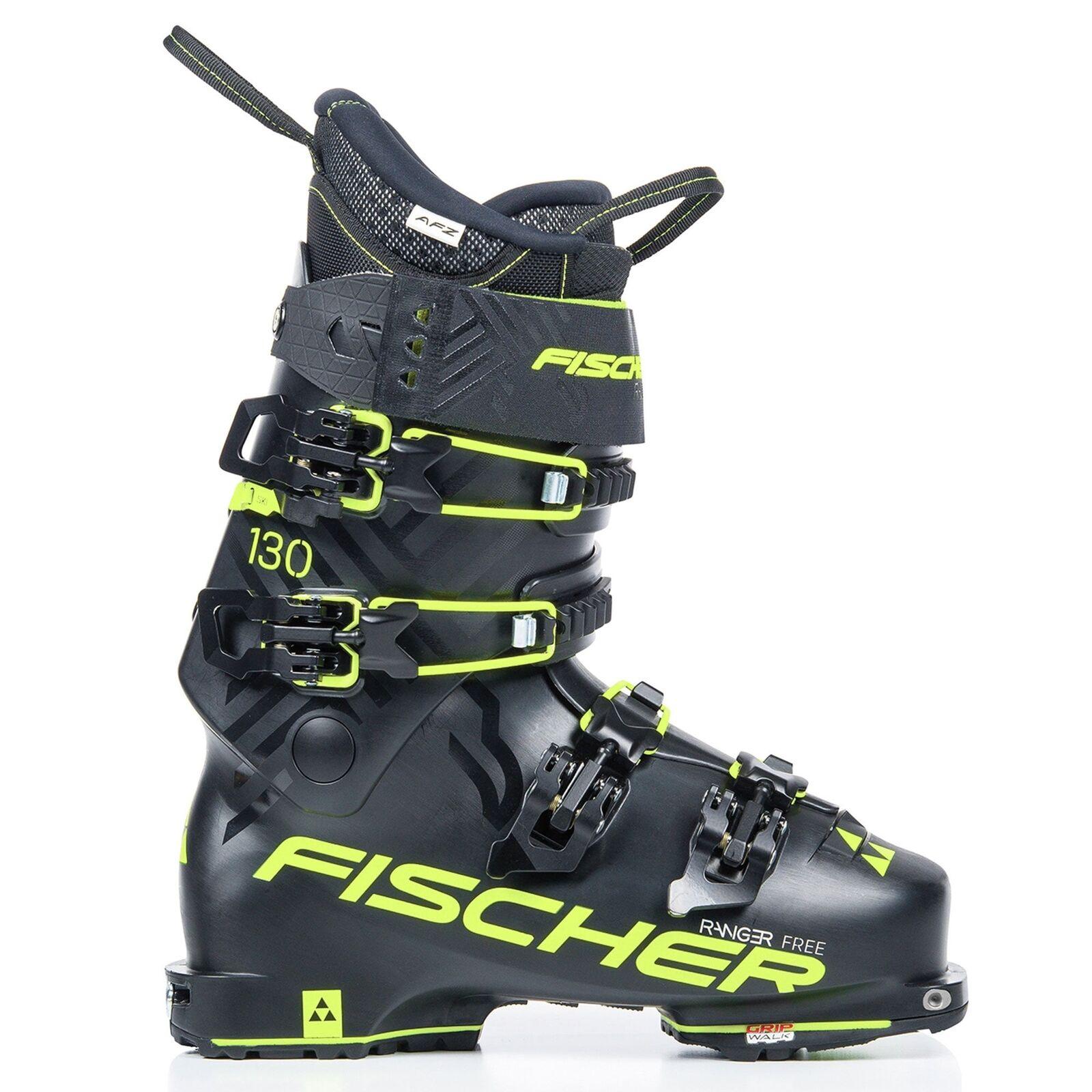 Walk 130 Free Ranger Fischer Ski DYN Stiefel Touring