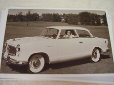 1959  RAMBLER AMERICAN 2DR   11 X 17  PHOTO  PICTURE