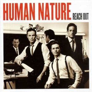 Human-Nature-Reach-Out-New-amp-Sealed-CD