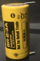 Brand Panasonic Br-2/3a 3v Lithium Battery With Tabs