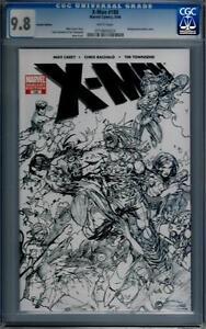 Marvel-Comics-X-Men-1991-Series-188-Sketch-Variant-CGC-9-8-NM-MT
