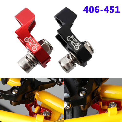 Bike Frame C-Clip Middle Support 406 to 451 Conversion V brake Extension Seat x