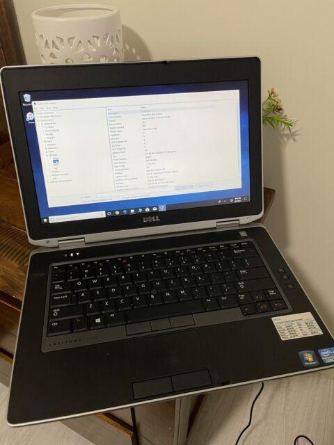 """Dell Latitude E6430 14"""" (256GB SSD, Core i5-3rd Gen., 2.6 GHz, 8 GB) Laptop -"""